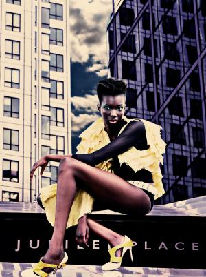 City Of London Fashion Photography
