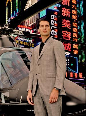 Helicopter Fashion Hong Kong