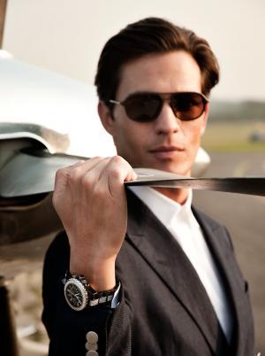Luxury Watch Jet Fashion