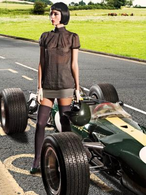 Graham Hill's Lotus 49 Classic Car