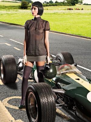 Graham Hill's Lotus 49 Classic Car