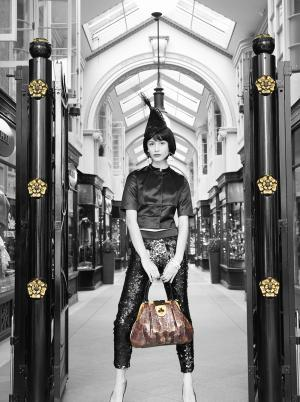 Burlington Arcade Fashion London