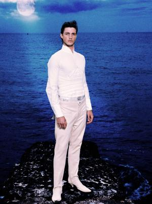 Sea Fashion Photography