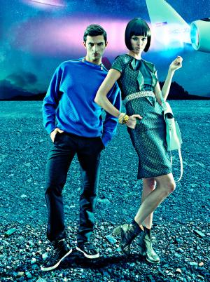 Space Travel Fashion