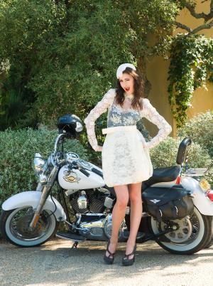 Harley Davidson St Tropez