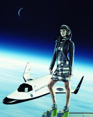 Luxury travel fashion photography