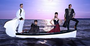 Smugglers luxury fashion photography