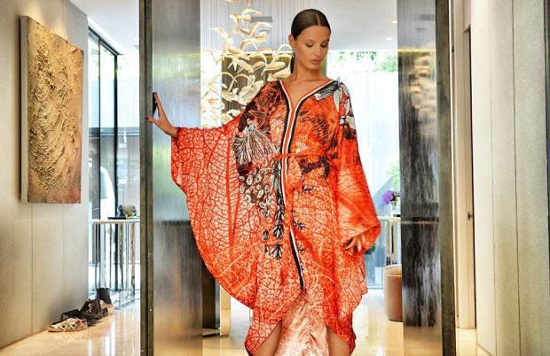 Yves Luxury Fashion Ashberg House Shoot