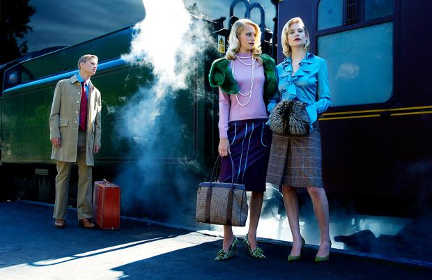 Steam Train Luxury Fashion