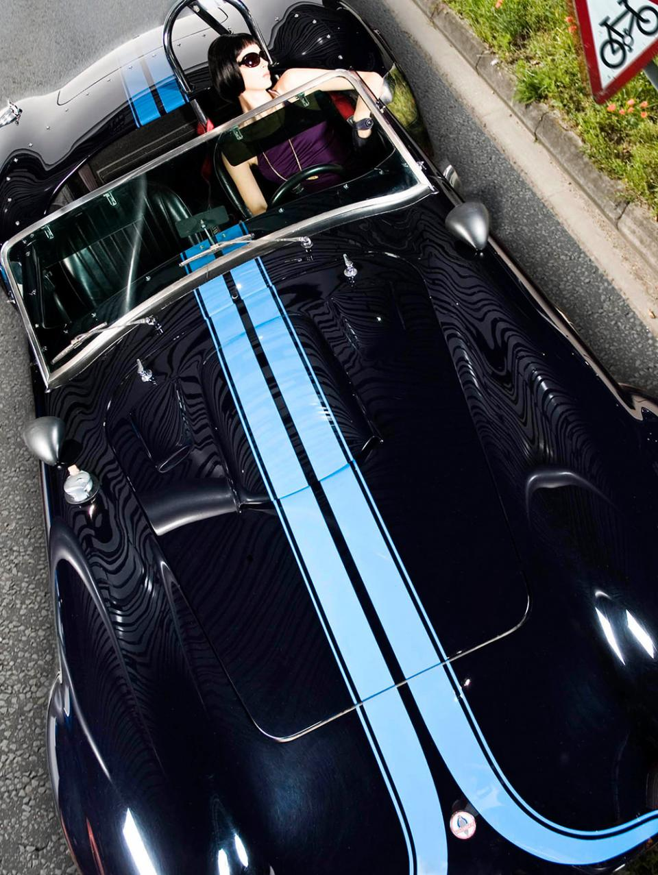 AC Cobra Classic Car Fashion