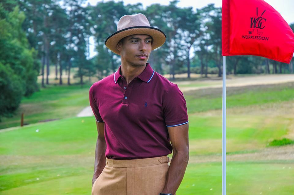 Ferrari 488 Supercar Men's Fashion Worplesden Golf Club